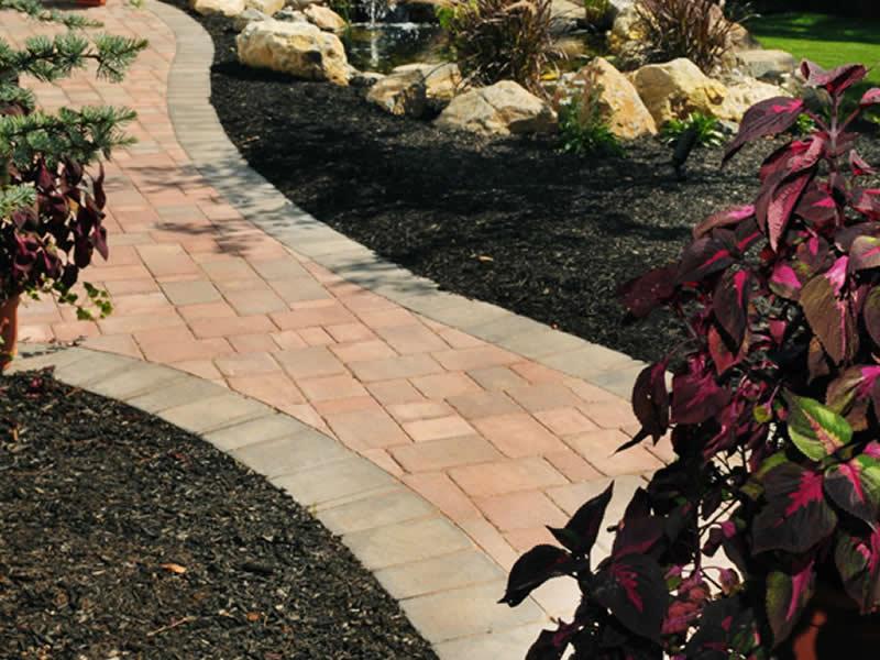 Pavers & Flagstone | B&T Landscape & Patio Design